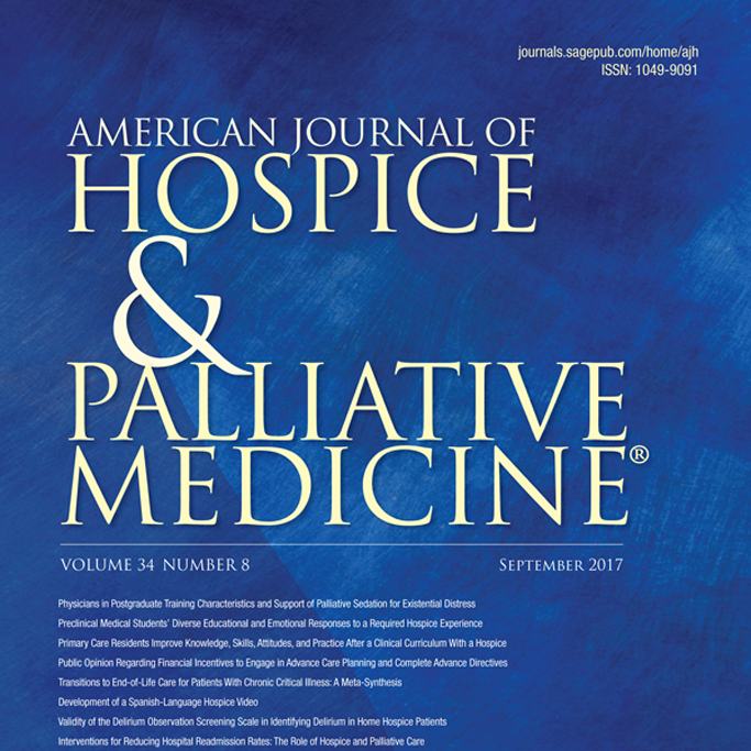 Patients' Perspectives on Approaches to Facilitate Completion of Advance Directives.
