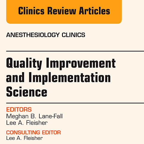 Implementation Science in Perioperative Care.